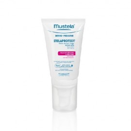 Crema facial Mustela Stelaprotect, 40 ml