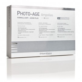 PHOTO AGE 10 AMPOLULES