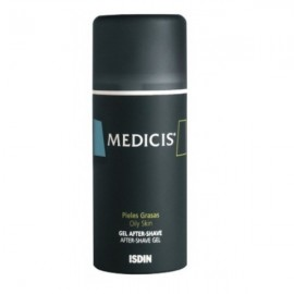Gel Medicis After Shave Pieles Grasas, 100 ml