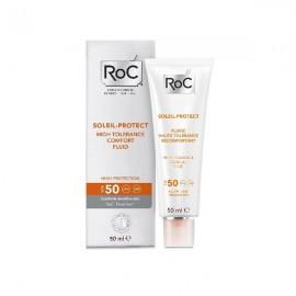 Roc Soleil Protect Fluido Dermocalmante Alta Tolerancia spf 50