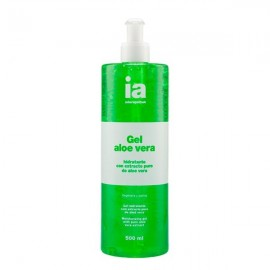 MOISTURIZING GEL WITH PURE ALOE VERA EXTRACT. 500 ml