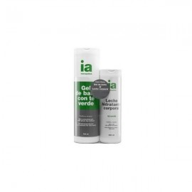 Pack Interapothek gel te verde 750 ml + leche te verde 400 ml