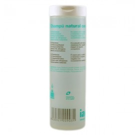 Interapothek Champú Natural Cero 400 ml
