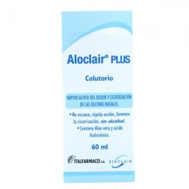 Colutorio Aloclair 120 ml