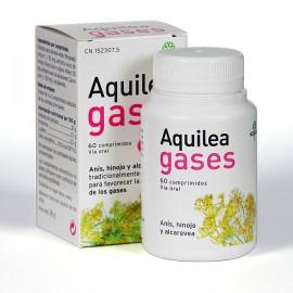 Aquilea Gases, 60 comp