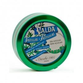 Pastillas Valda menta sin azucar