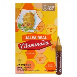ROYAL JELLY 20 ampoules...