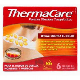 Parches Thermacare cuello y...