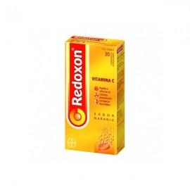 Redoxon 1 gr 30 comp efervescentes sabor naranja