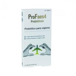 Profaes4 probiotics pre-trip
