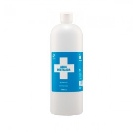 DISTILLED WATER 1L...