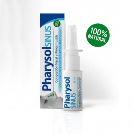 Pharysol sinus  acción rápida15 ml