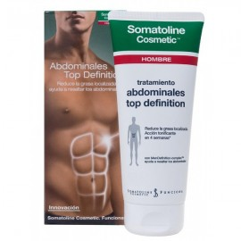 Somatoline Cosmetic hombre abdominales top definition, 200 ml
